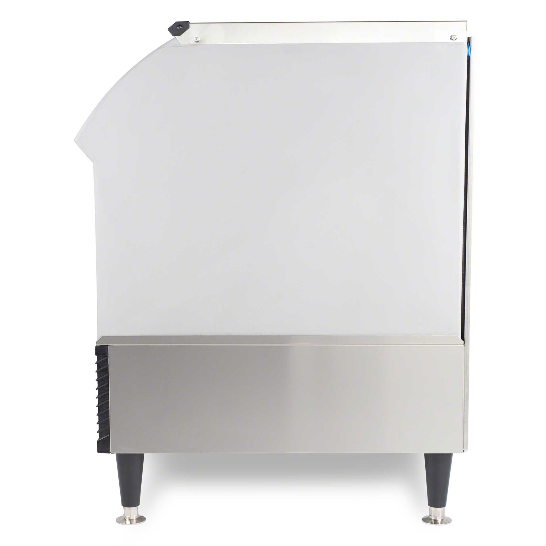 Ice-O-Matic - ICEU150HW 174 lb Self-Contained Half Cube Ice Machine - sold by Food Service Warehouse