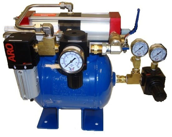 AS-MPLV2-1G Air Amplifier System Air compressor sold by High Pressure Technologies