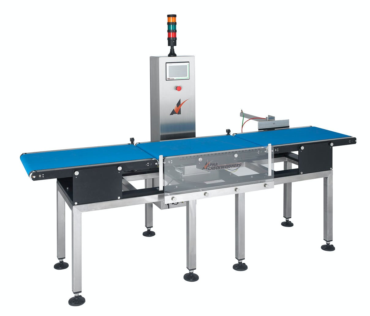 Model MW-16 Checkweigher sold by All-Fill