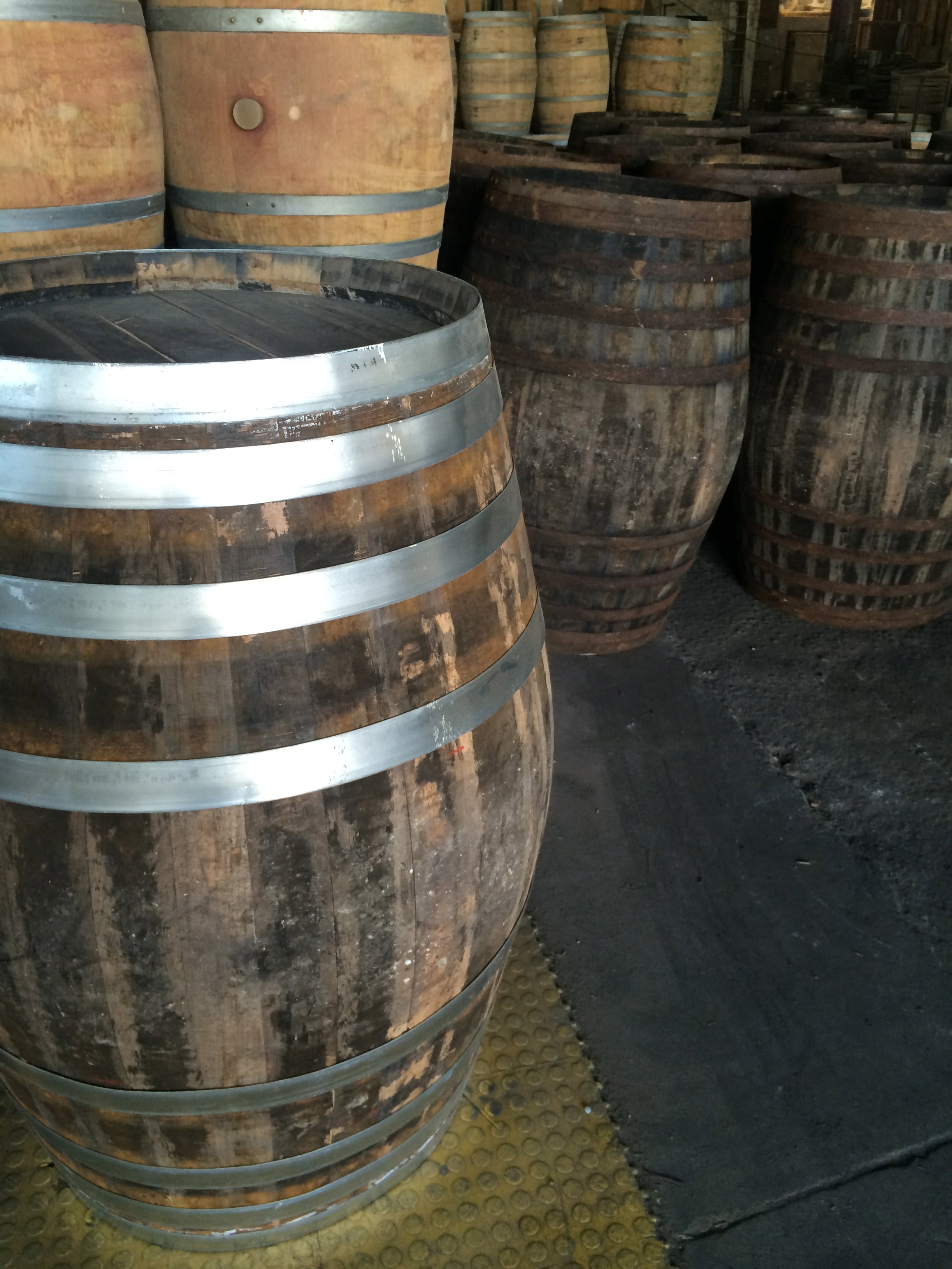 USED Sherry (500L/132-gal) - USED Sherry - sold by Rocky Mountain Barrel Company