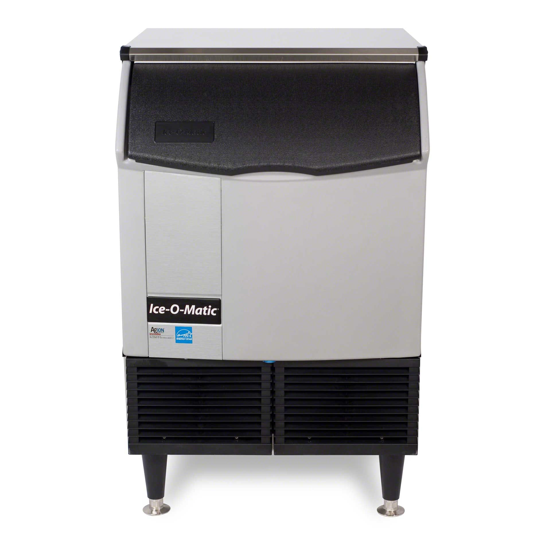 Ice-O-Matic - ICEU226HW 232 lb Self-Contained Half Cube Ice Machine Ice machine sold by Food Service Warehouse