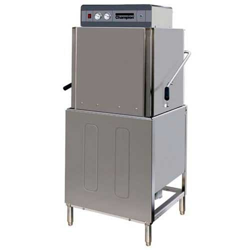 Champion - DH2000 55 Rack/Hr Versa-Clean High Temp Door-Type Dishwasher Commercial dishwasher sold by Food Service Warehouse