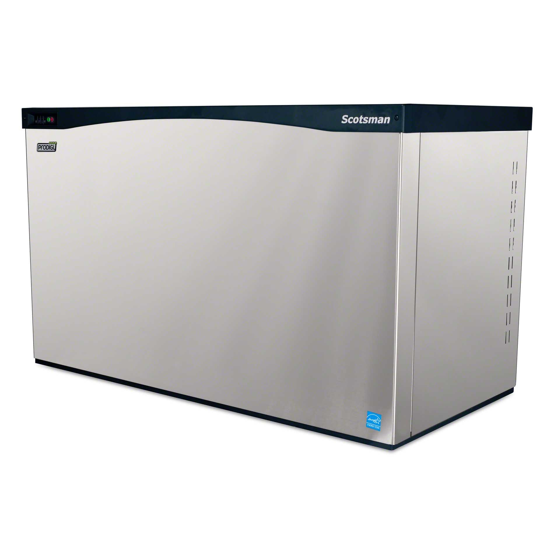 Scotsman - C1848SR-32A 1828 lb Half Size Cube Ice Machine - Prodigy Series - sold by Food Service Warehouse