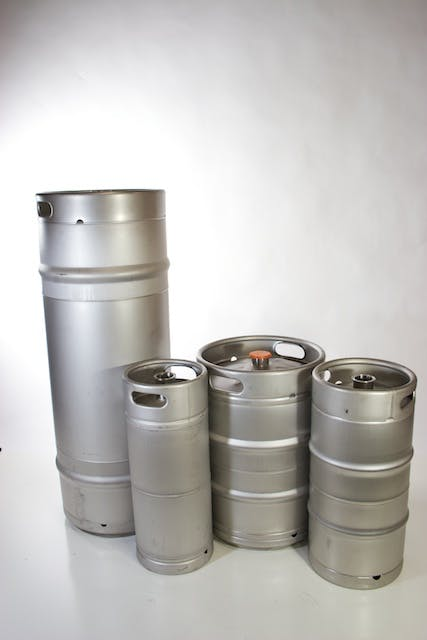 Stainless Steel TC Kegs Keg sold by The Compleat Winemaker