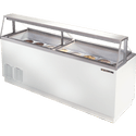 True Ice Cream Dipping Cabinet - Dipping cabinet sold by O'Bannon Food Service Consulting and Equipment Sales