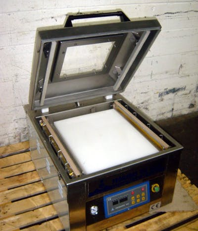PROMARKS MODEL TC-520-LRG VACUUM SEALER Vacuum packaging machine sold by Union Standard Equipment Co