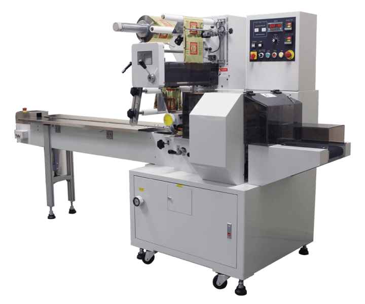 PAC Machinery Group 400F Flow Wrapper Flow wrapper sold by Sun Packaging Technologies