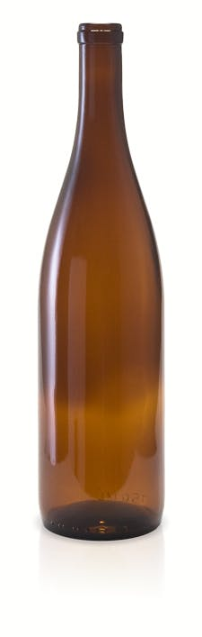 W82 Hock 750 ml Cork - sold by Waterloo Container