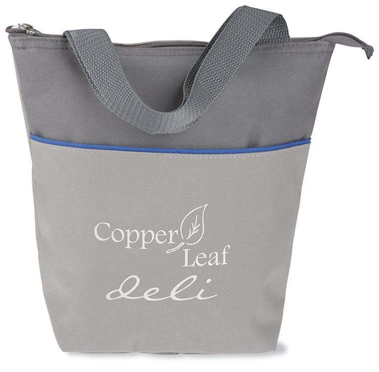 Lunch Bag Set with Storage Containers Insulated cooler sold by 4imprint
