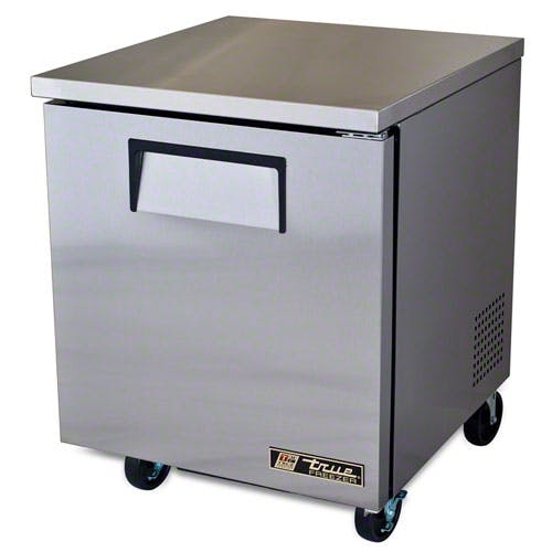 "True ( TUC-27F ) - 28"" Undercounter Freezer Commercial freezer sold by Food Service Warehouse"