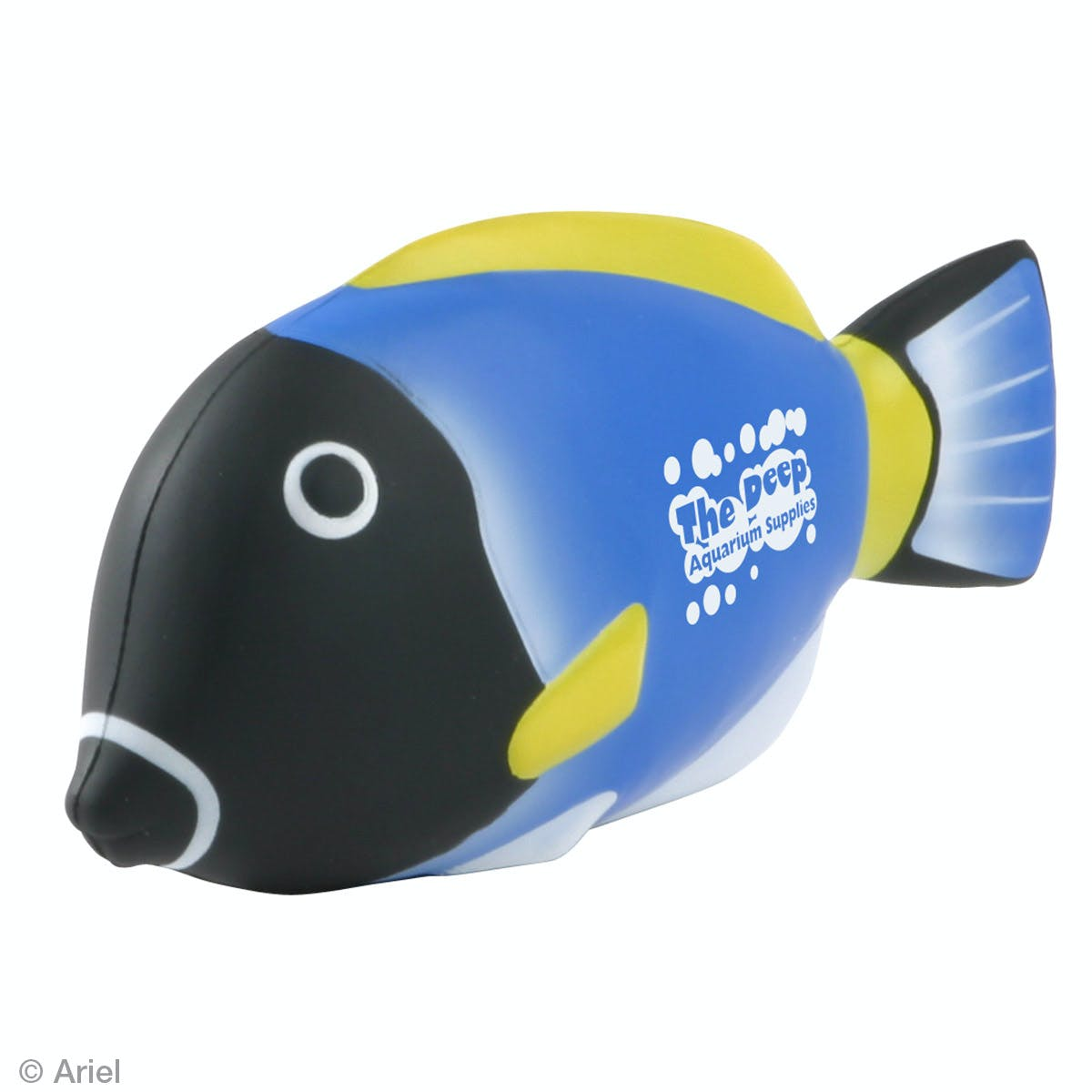 Stress Fish toy Stress reliever sold by Distrimatics, USA