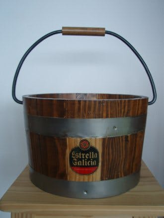 BARREL BUCKET Whiskey barrel sold by TONECOR SL
