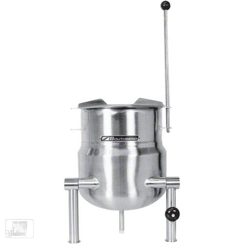 Southbend (KDCT-6) - 6 gal Tilting Direct Steam Countertop Kettle Steam kettle sold by Food Service Warehouse
