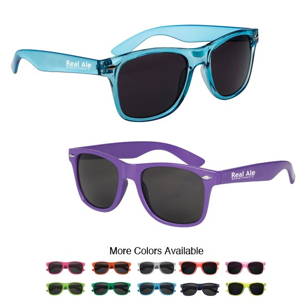 Malibu Sunglasses Promotional product sold by MicrobrewMarketing.com