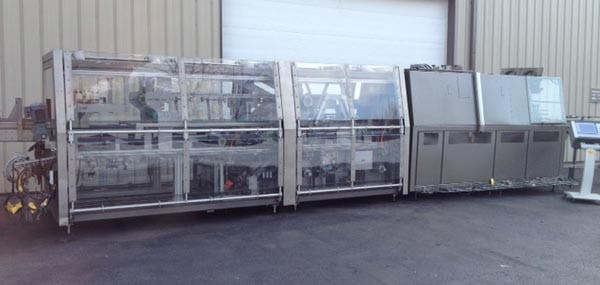 KHS Kisters Film Only Shrink Packer  Shrink wrapper sold by Litchfield Packaging