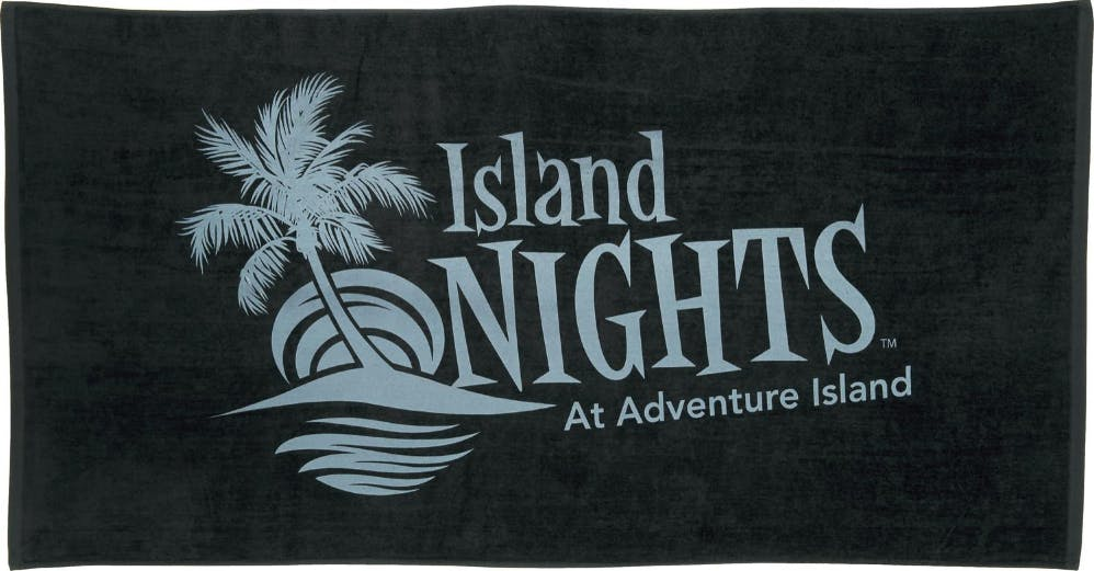 Beach Towel (Item # NJKQM-IBKRP) Towel sold by InkEasy