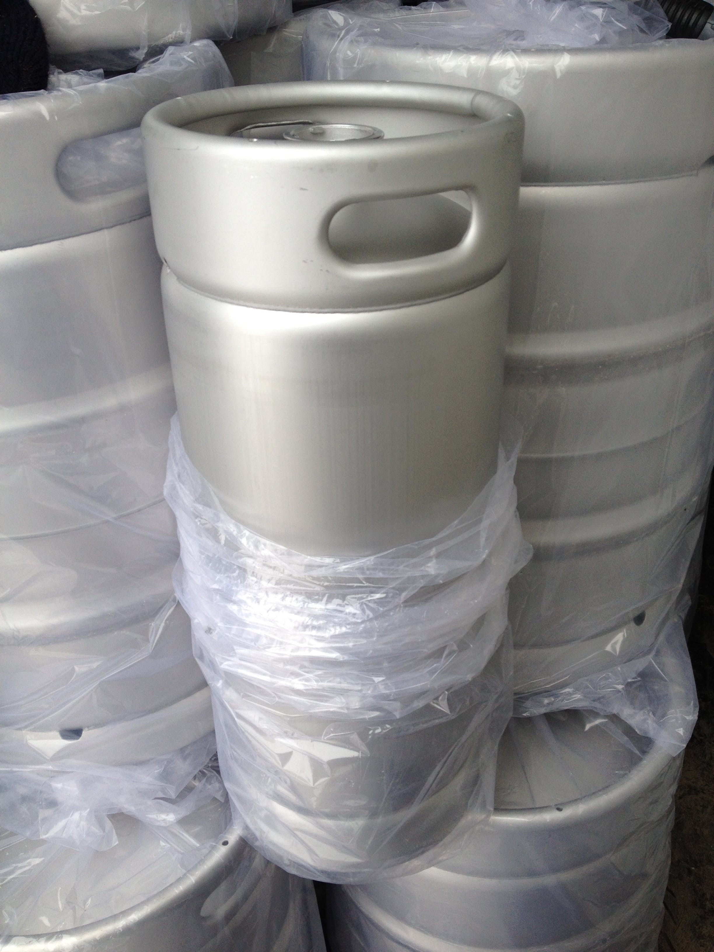 1 6 Keg New Stainless Steel Yes 1 6 Bbl Keg Sold By