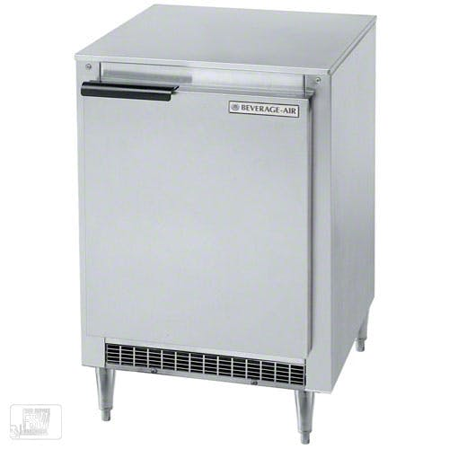 "Beverage Air - UCR20Y 20"" Shallow Depth Undercounter Refrigerator Commercial refrigerator sold by Food Service Warehouse"