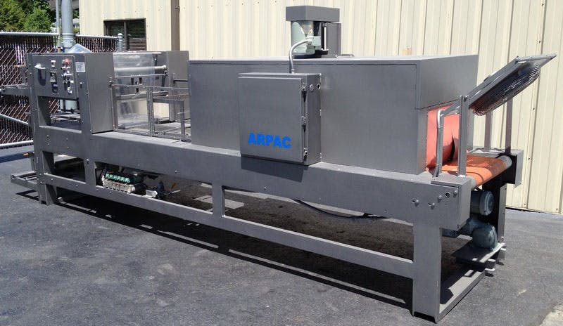 ARPAC Tray Shrink Wrapper Shrink wrapper sold by Litchfield Packaging