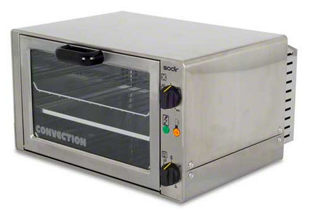 """Equipex (FC-26) - 19"""" Quarter-Size Electric Windstar Convection Oven Convection oven sold by Food Service Warehouse"""