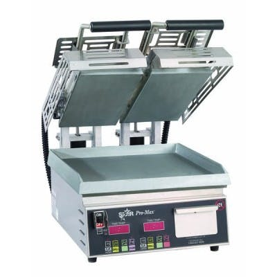 Star Mfg Panini Grills Panini grill sold by O'Bannon Food Service Consulting and Equipment Sales