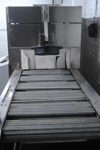 POLY PACK MODEL PU 2000 STAINLESS STEEL SHRINK BUNDLER - sold by Union Standard Equipment Co