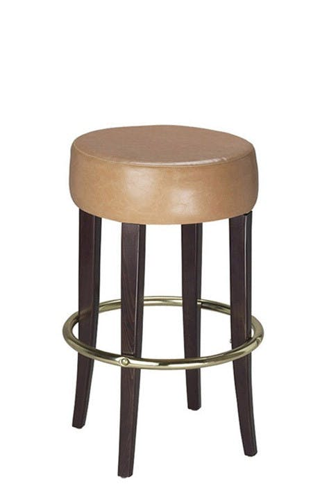 G & A Seating 117PS6 - Demi Bar Stool (12 per Case) Barstool sold by Elite Restaurant Equipment