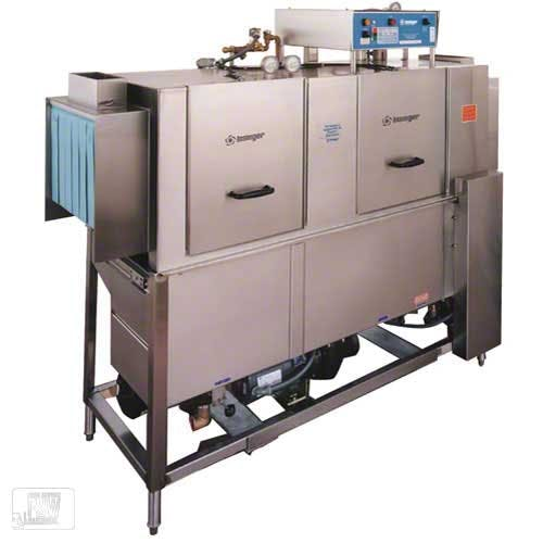 Insinger - Admiral 66-4 RPW 233 Rack/Hr Conveyor Dishwasher Commercial dishwasher sold by Food Service Warehouse
