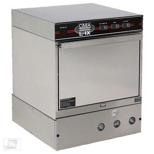 CMA Dishmachines - L-1X 30 Rack/Hr Undercounter Dishwasher Commercial dishwasher sold by Food Service Warehouse