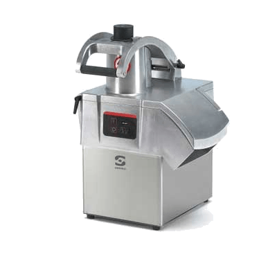 Sammic CA-301MX Vegetable Prep Machine with discs (300 - 1000 lbs vegetables/hr) Vegetable cutter and dicer sold by pizzaovens.com