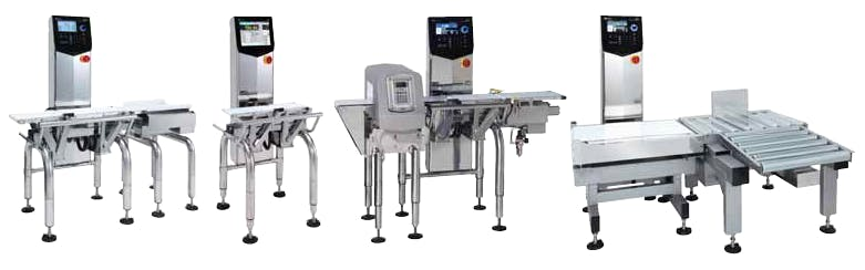 Ishida Checkweighers Checkweigher sold by Peak Equipment