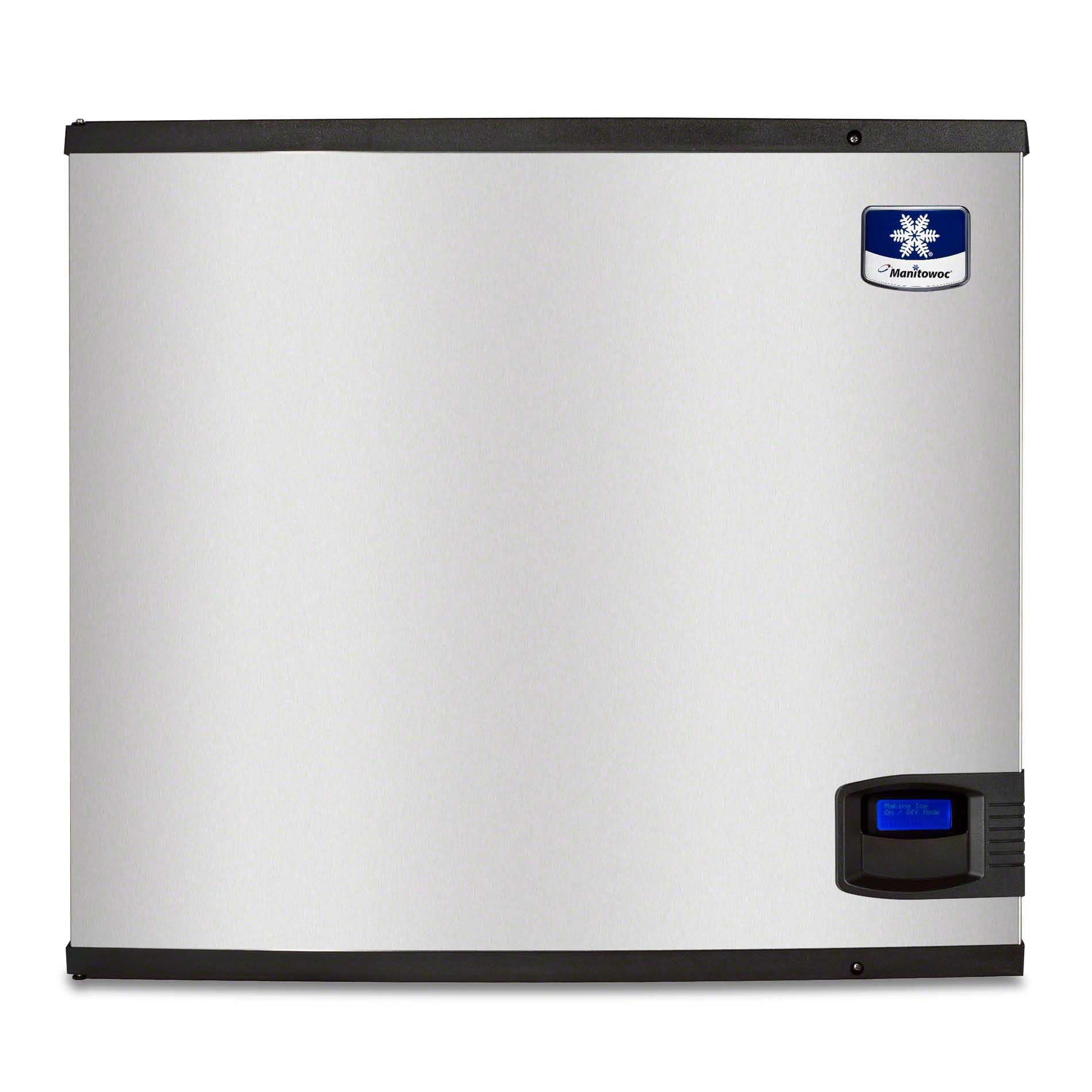 Manitowoc - IY-1004A 1010 lb Half Size Cube Ice Machine - Indigo Series - sold by Food Service Warehouse