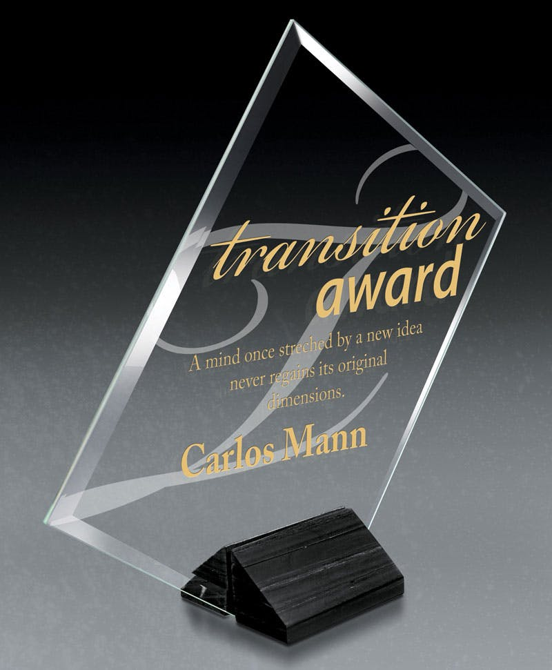 Magellan Slate Award Award sold by Distrimatics, USA