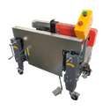 CE-563P  Semi-Automatic Bottom Flap Folder-Pack Station with Automatic Pusher