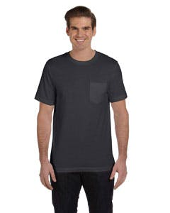 3021 Bella + Canvas Men's Jersey Short-Sleeve Pocket T-Shirt Promotional shirt sold by Lee Marketing Group