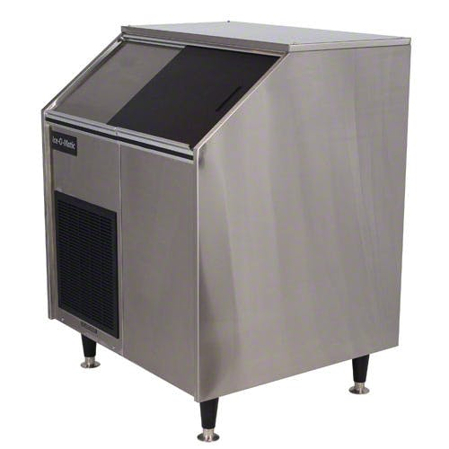 Ice-O-Matic EF800A38S - 772 Lb. Self-Contained Flake Ice Machine Ice machine sold by Elite Restaurant Equipment
