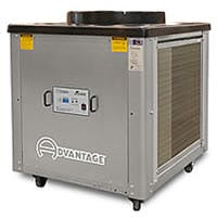 BC-3A Glycol Chiller : 3 Horsepower Glycol chiller sold by Advantage Engineering