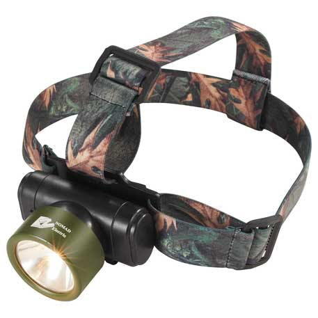 Hunt Valley® Headlamp - 0045-04 - Leeds Promotional flashlight sold by Distrimatics, USA