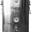 ThermoBarrel Mash Tun - Mash tun sold by Chapman Brewing Equipment, LLC