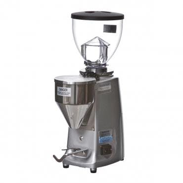 Mazzer Mini Electronic Doserless Espresso Grinder - Type A Coffee grinder sold by Prima Coffee