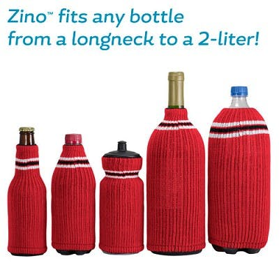 Zino Koozie for Bottles  Koozie sold by Freedom Branding