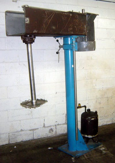 MOREHOUSE-COWLES DISPERSER Mixer sold by Union Standard Equipment Co