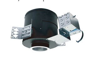 """6"""" HID Vertical Recessed Light Frame-in kit 120V/277V Electronic MH - sold by RelightDepot.com"""