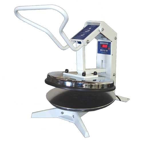 ProLuxe PP1818 PizzaPro Dough Press, Counter Model, Manual Operation, 18 Inch Dough press sold by Mission Restaurant Supply