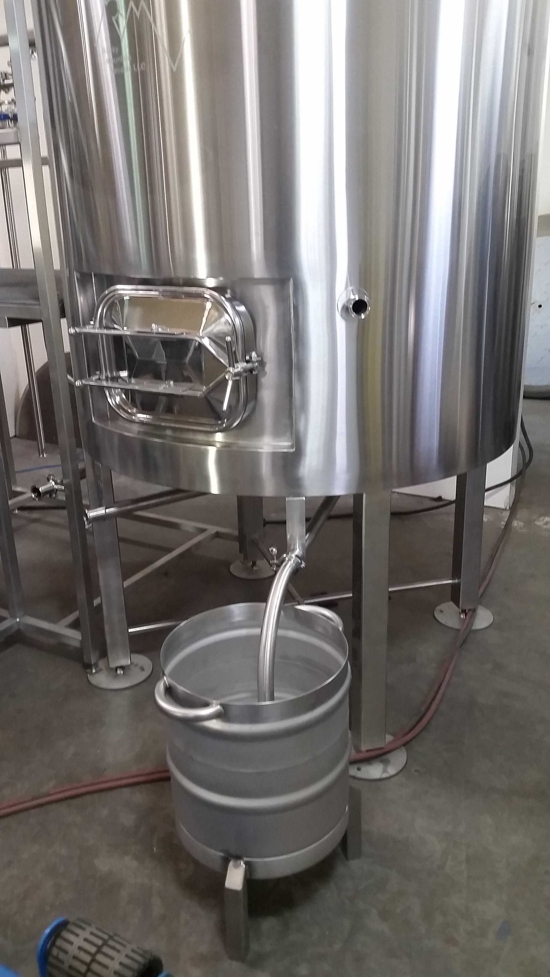 Wort Grant Brewhouse sold by Rocky Mountain Vessels, LLC
