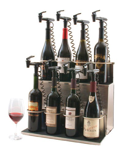NitroTap wine dispensing systems  Wine dispensing tap sold by NitroTap Ltd.