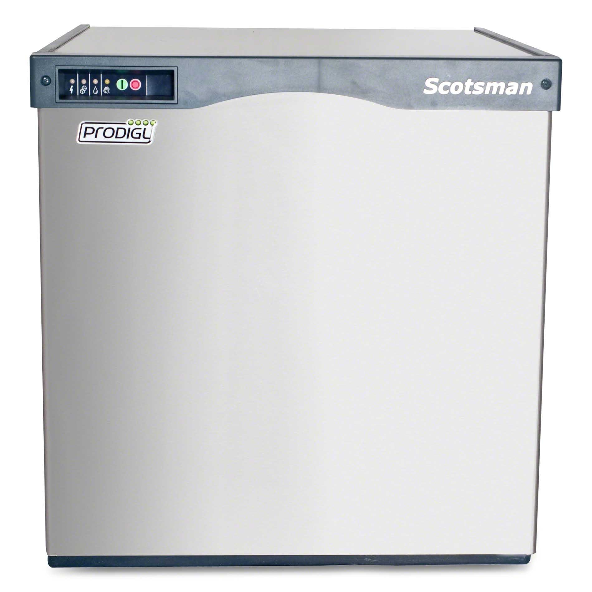 Scotsman - C0322MW-1A 366 lb Full Size Cube Ice Machine - Prodigy Series Ice machine sold by Food Service Warehouse