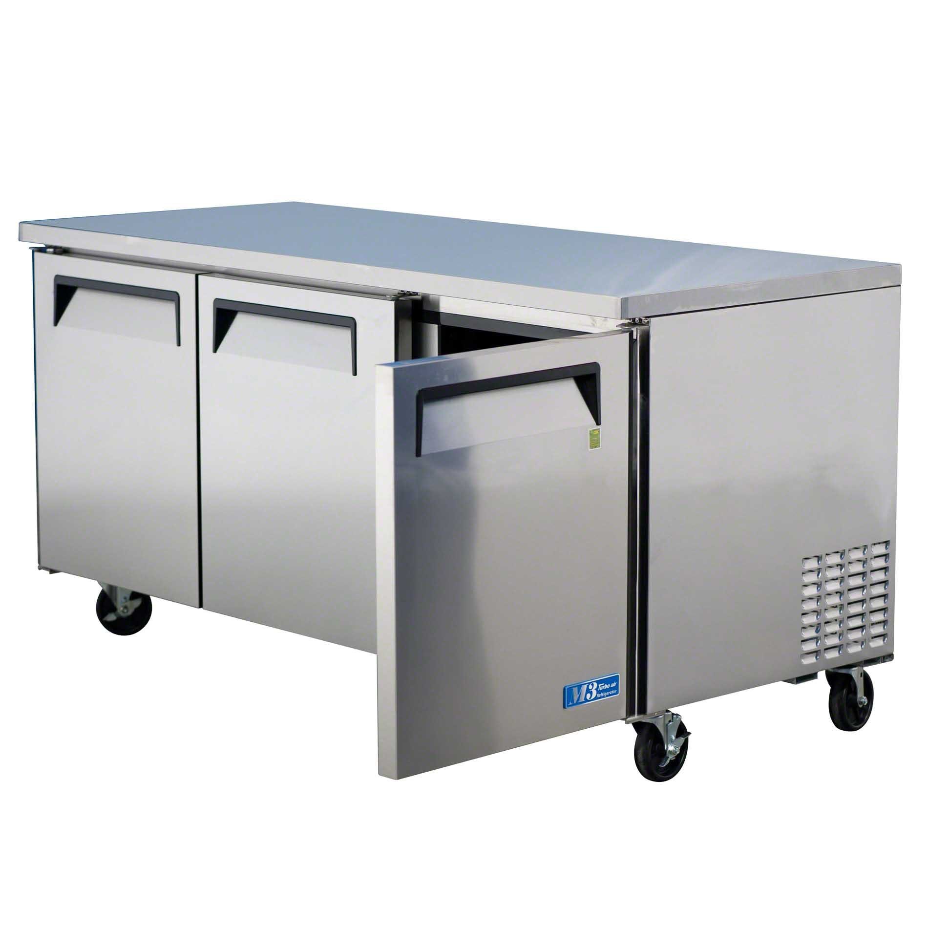 """Turbo Air - MUR-72 73"""" Undercounter Refrigerator – M3 Series - sold by Food Service Warehouse"""