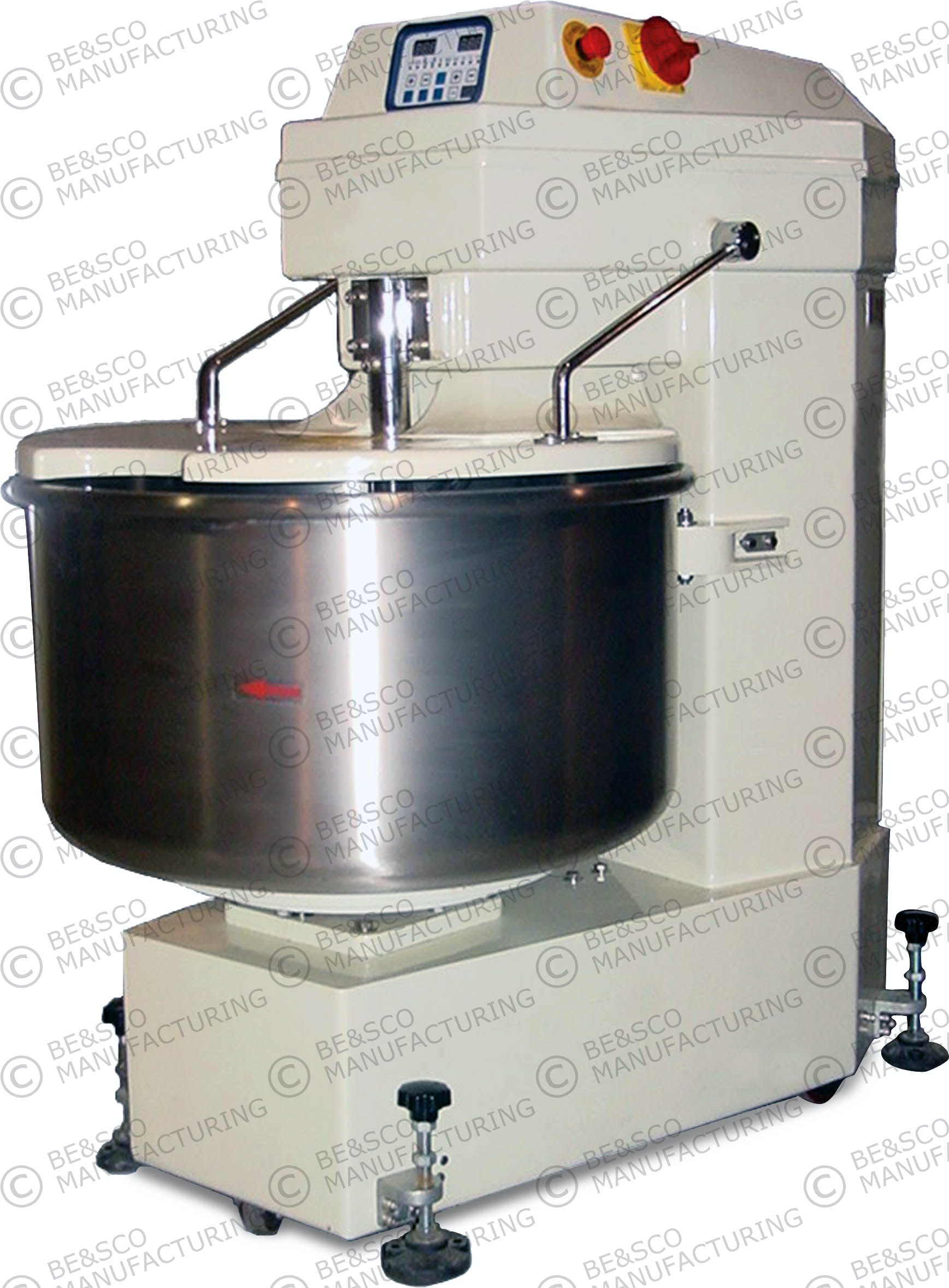 Spiral Mixers Tortilla press sold by BE&SCO