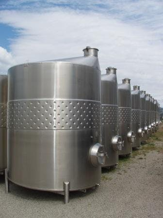 White Wine Tank - White Wine Tanks - sold by Ripley Stainless Ltd
